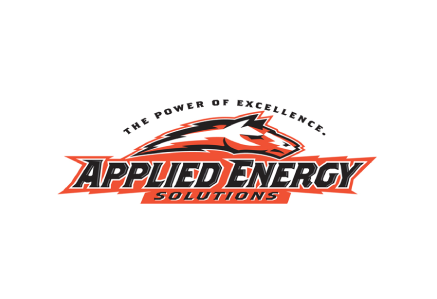 AES Applied Energy Solutions Battery Chargers Logo Home Page