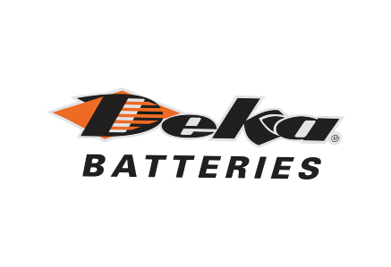 Deka motive power batteries logo