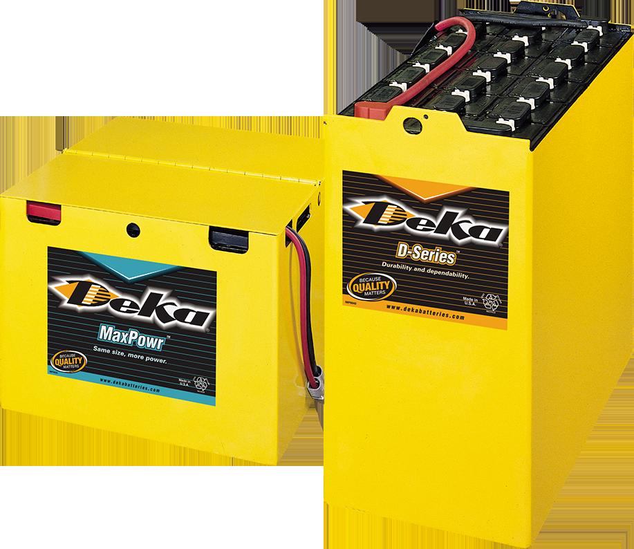Deka Battery Featured Image