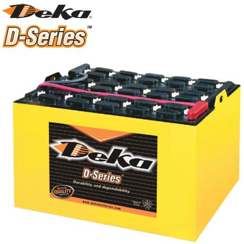 Deka Industrial Motive Power Batteries D-Series