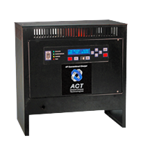 ACT HF High Frequency Advanced Charging Technologies Conventional Forklift Battery Charger Image