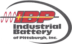 Industrial Battery of Pittsburgh Logo